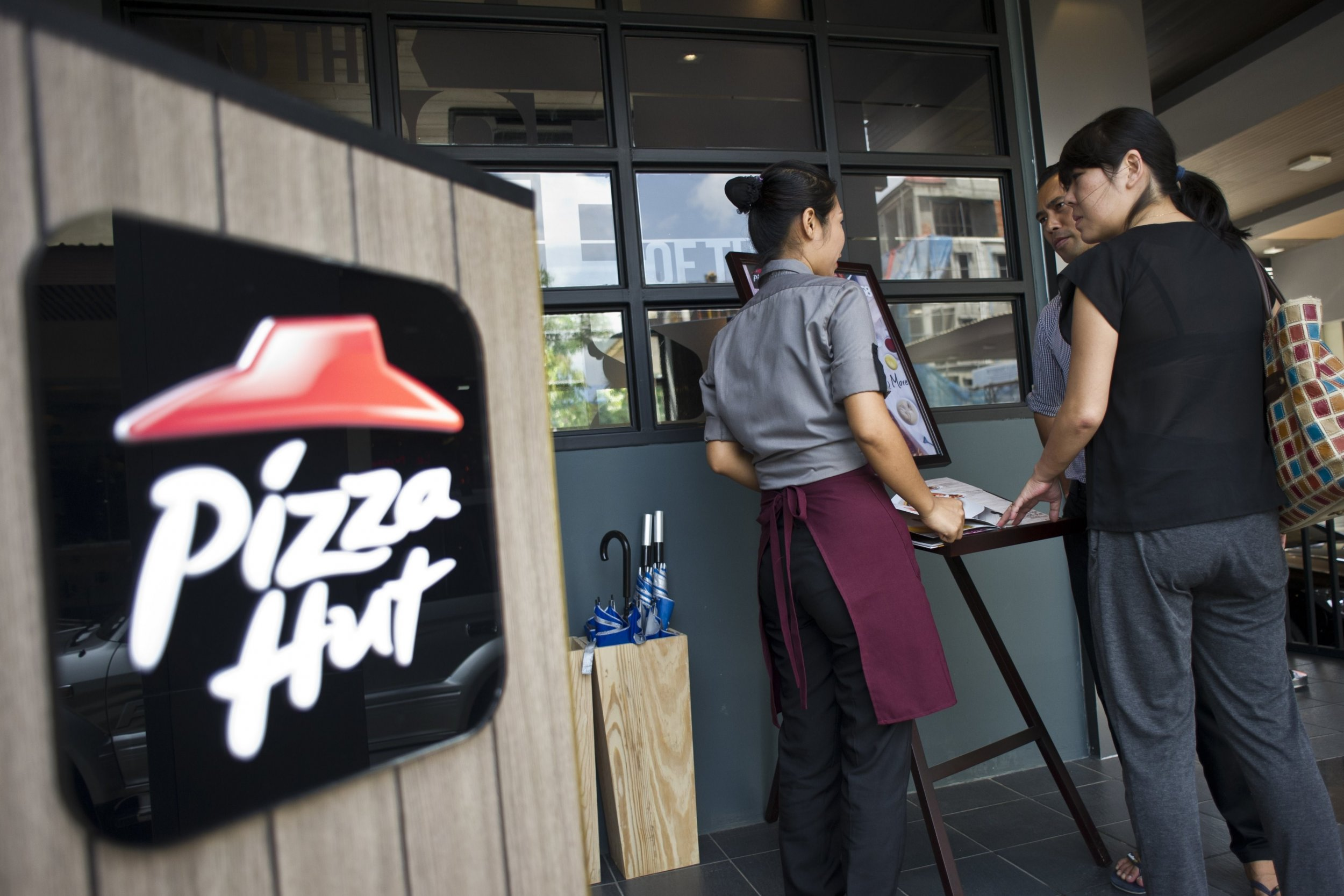 Pizza Hut Boycott