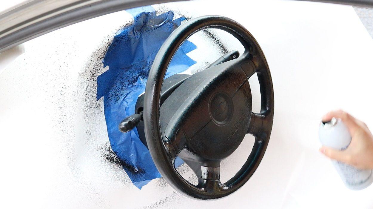conductive spray paint touchscreen Carnegie mellon