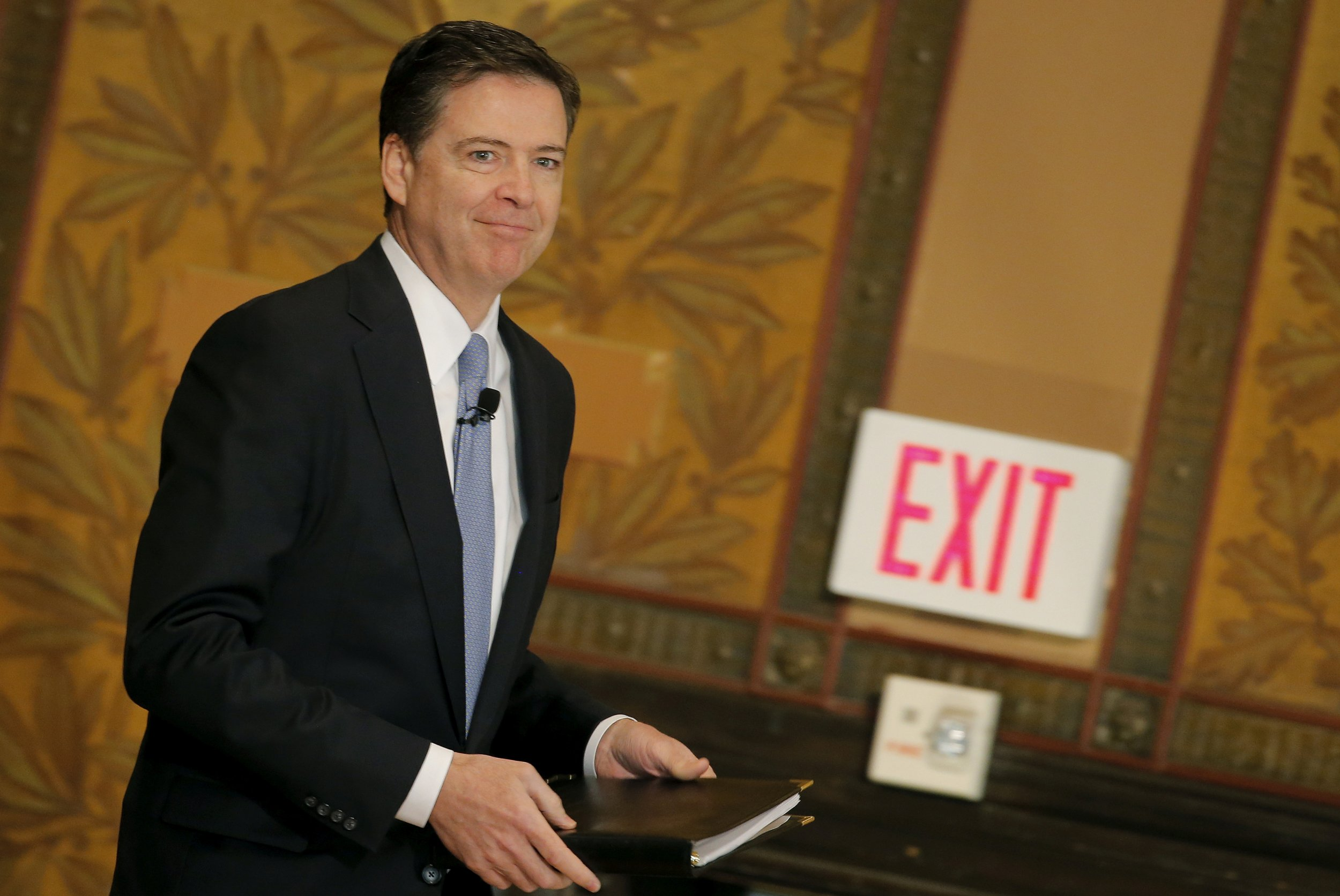 James Comey S Net Worth Ensures Fired Fbi Director Won T Really Miss