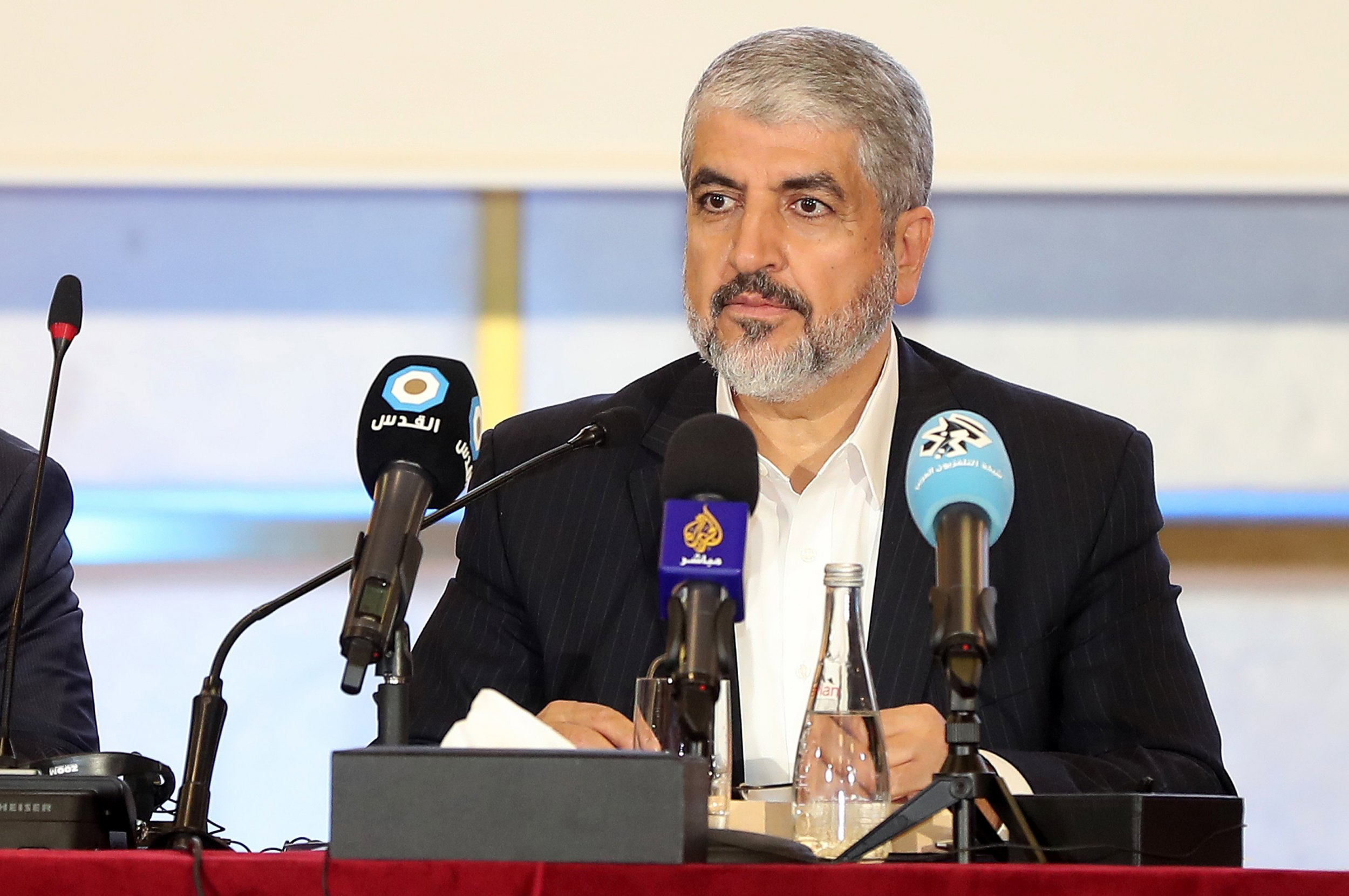 Former Hamas Political Chief Meshaal