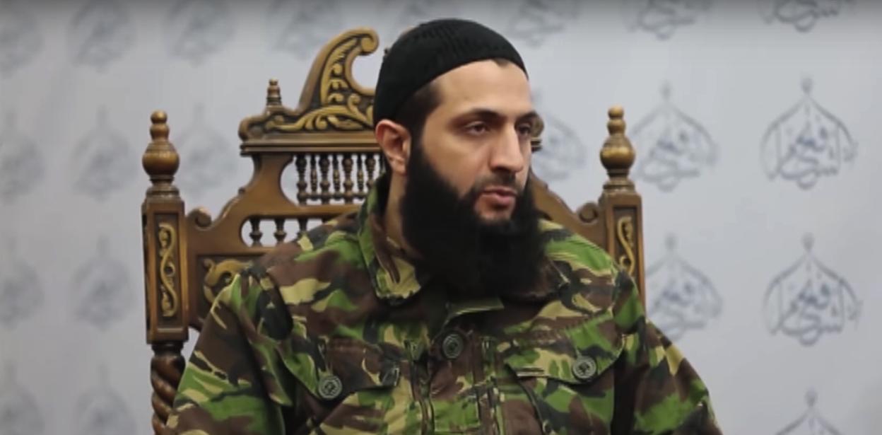 U.S. Issues $10 Million Bounty for Ex-Al-Qaeda Leader in Syria