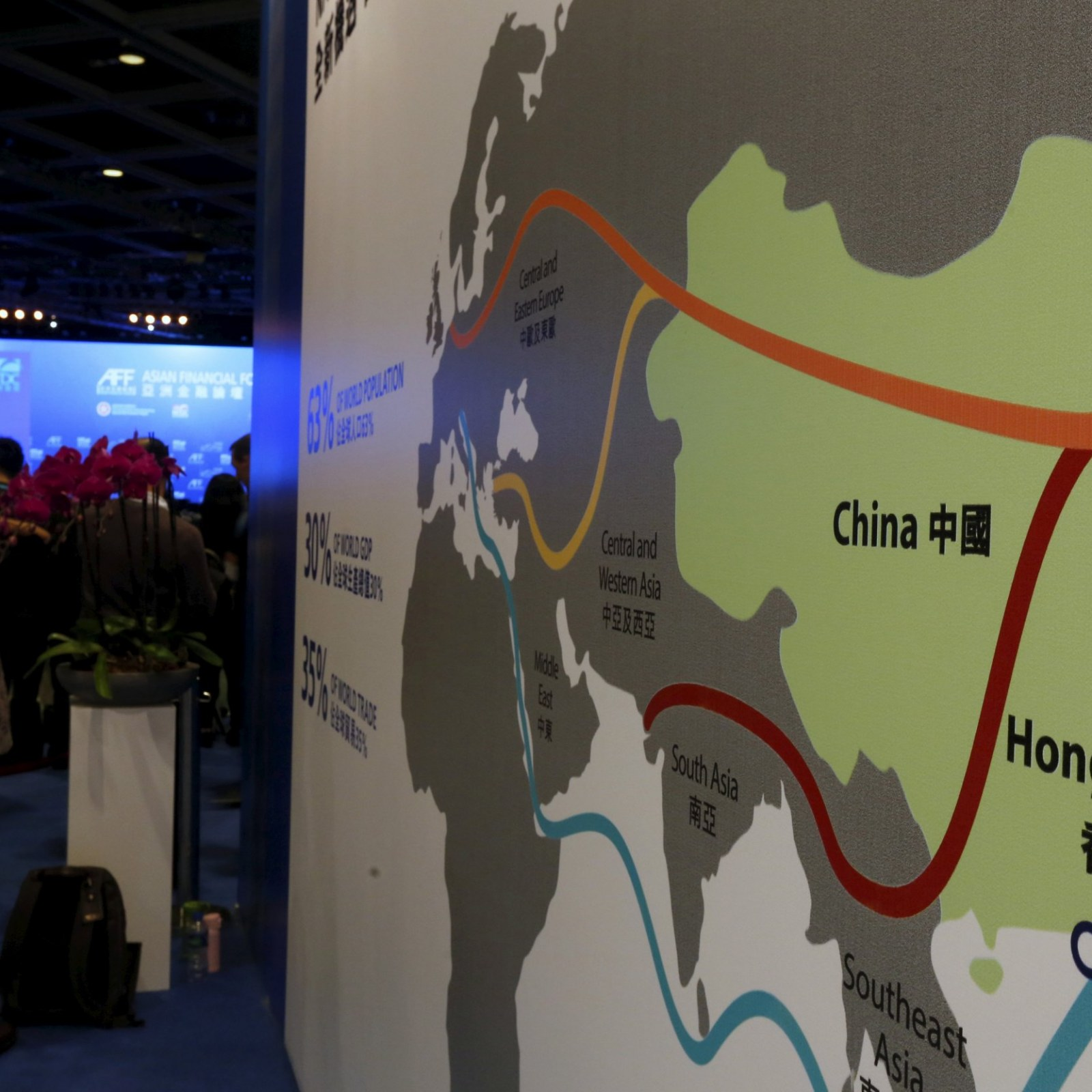 Asan Statement On Media Claims Linking >> China Gathers For Silk Road Summit