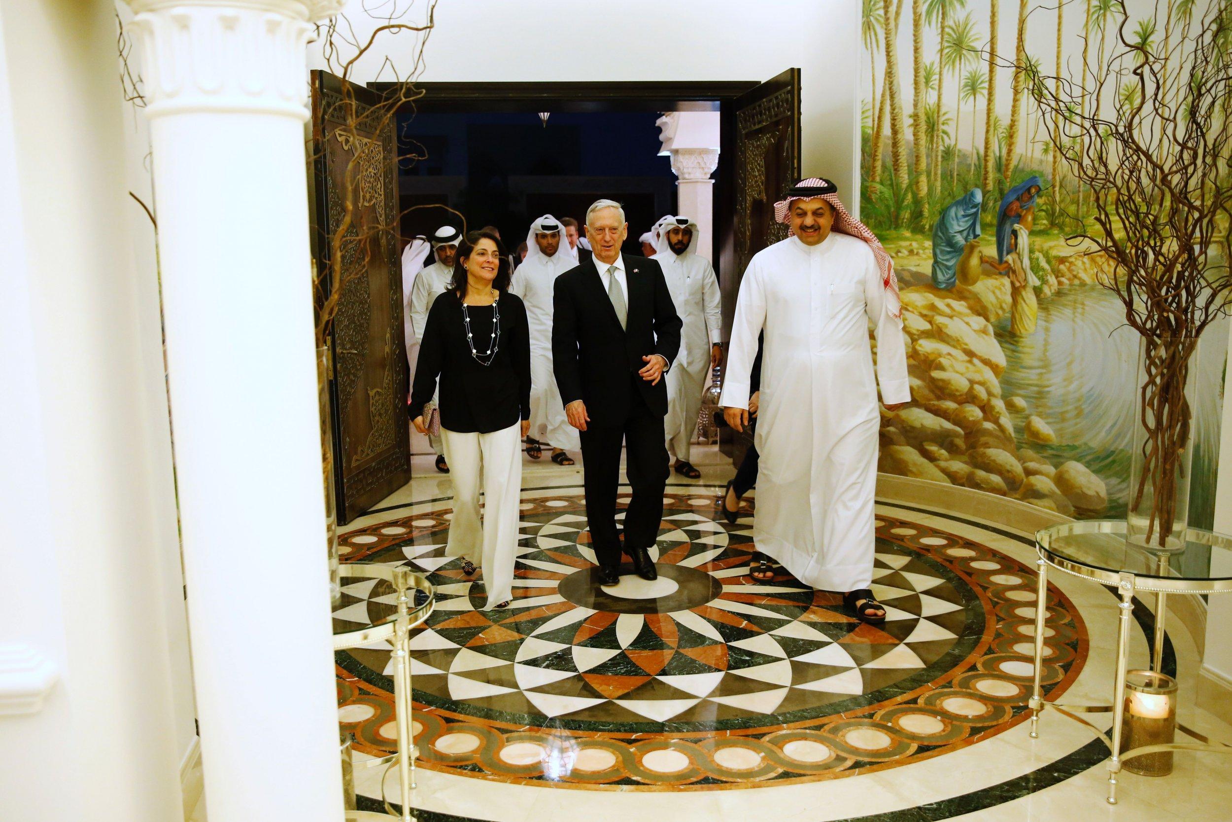 Qatar meeting