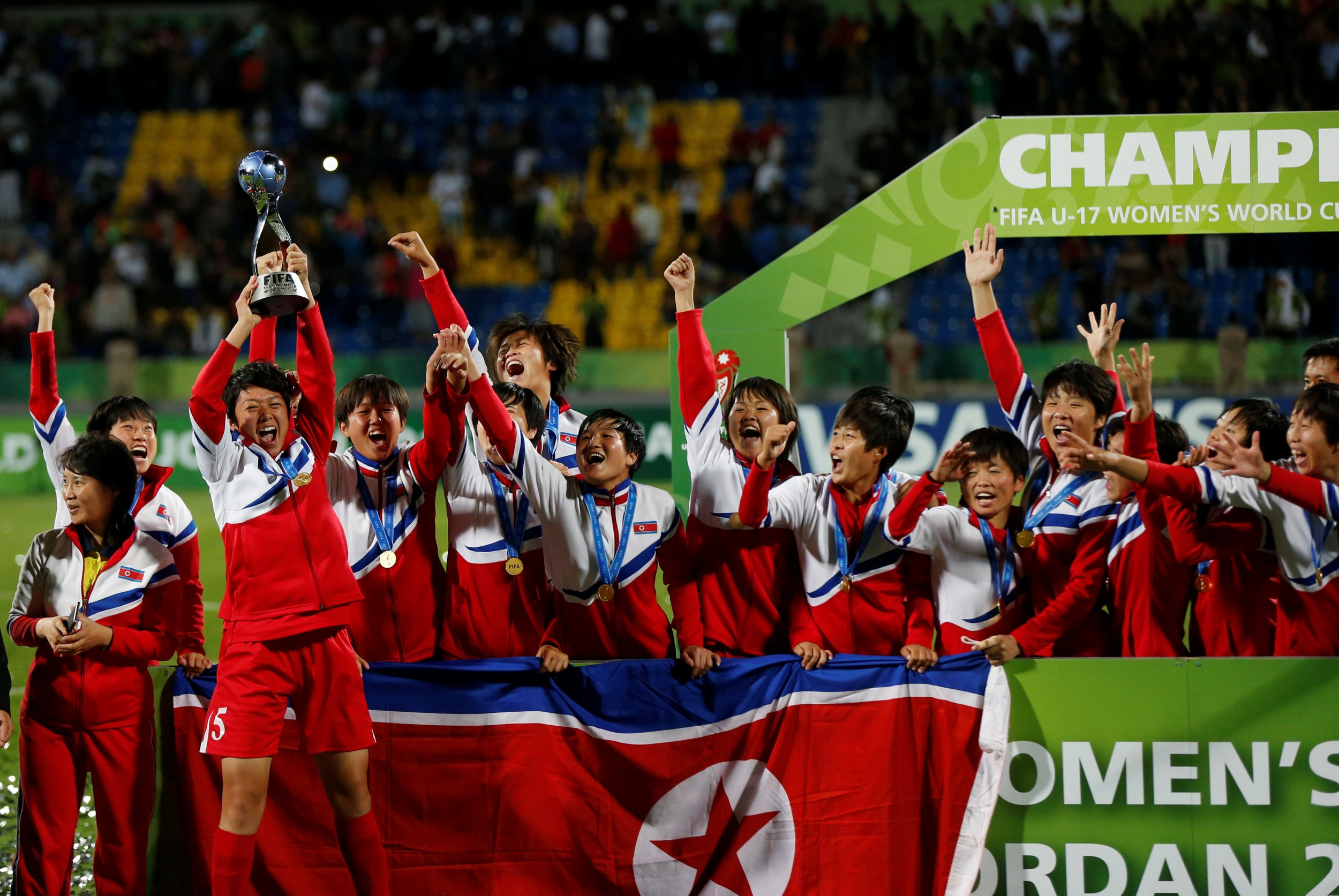 Football North Korea