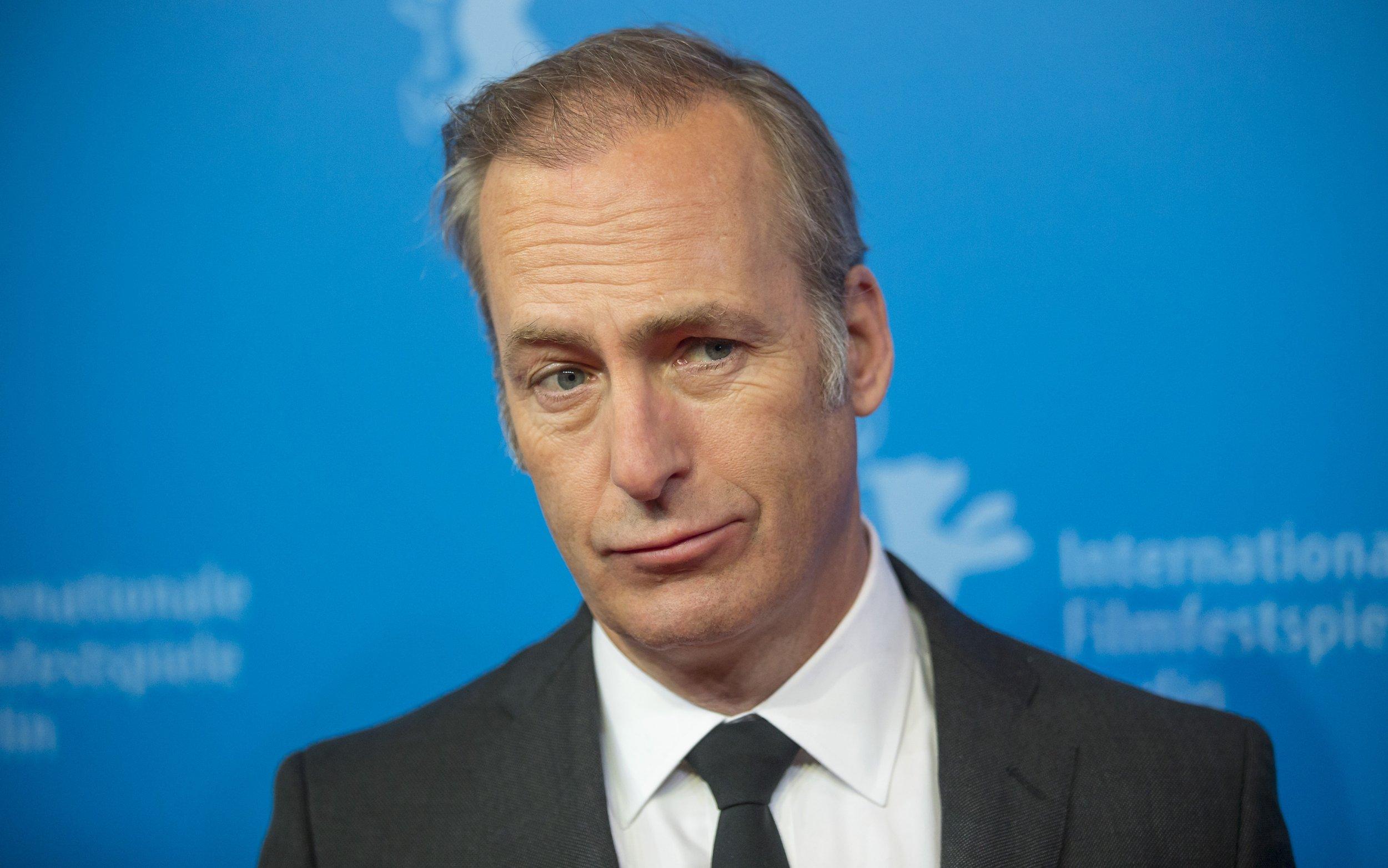 Bob Odenkirk Is Jimmy McGill But How Much Longer Until He Becomes Saul Goodman Hannibal Hanschke