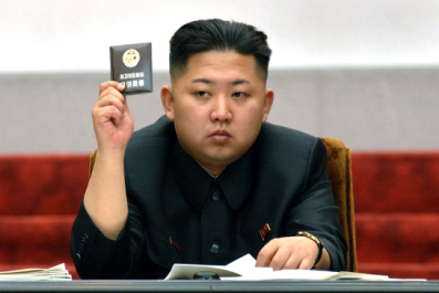 The CIA has established a Korea Mission Center in response to threats posed from the country's leader Kim Jon-Un.