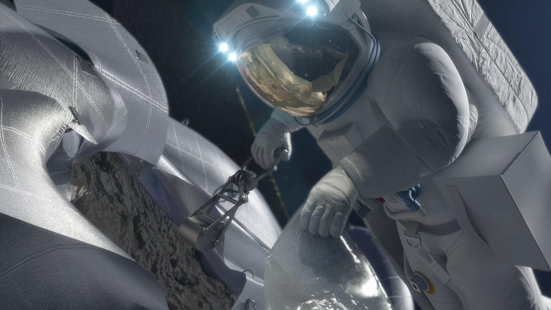 asteroid retrivial