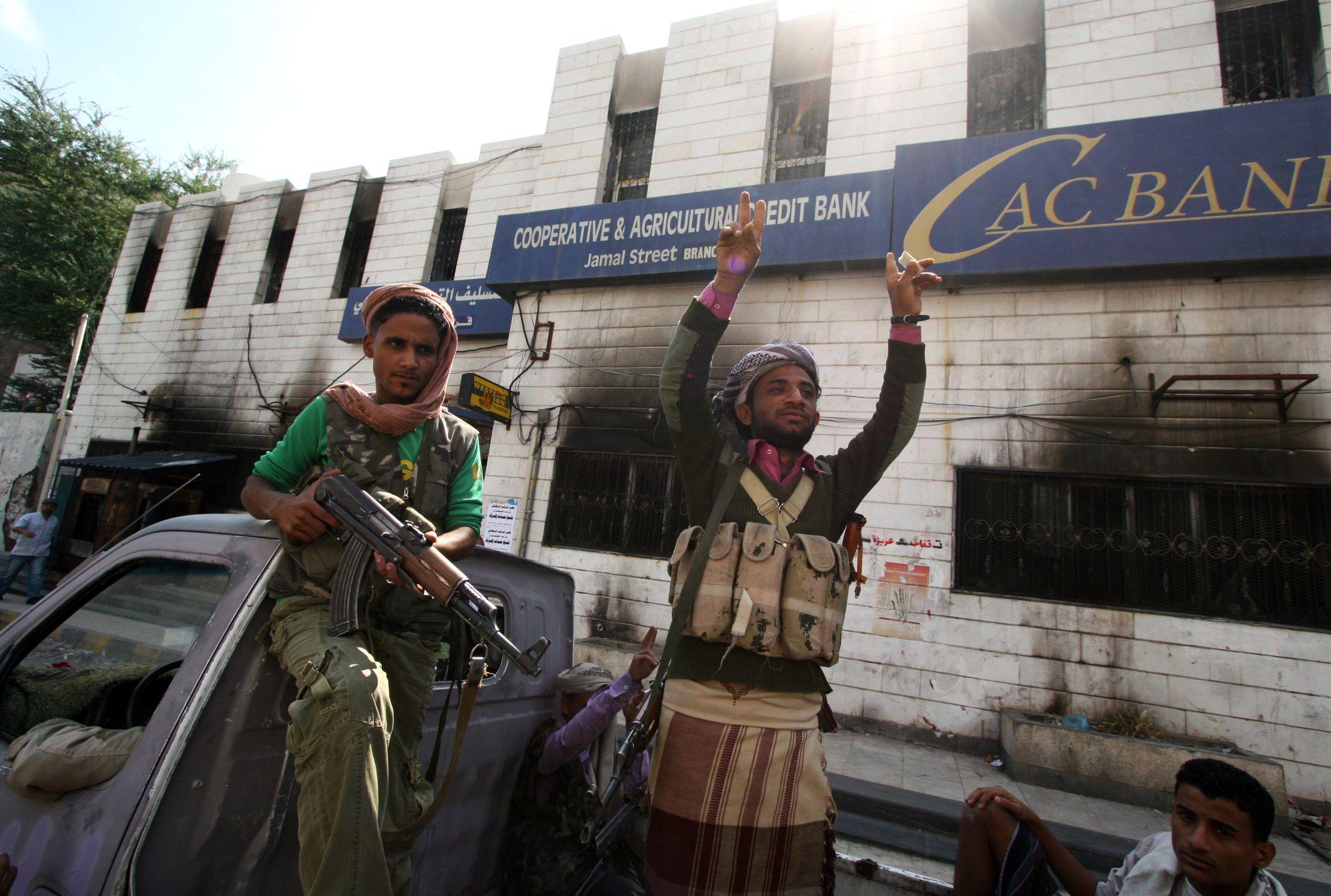 Yemen's Taiz
