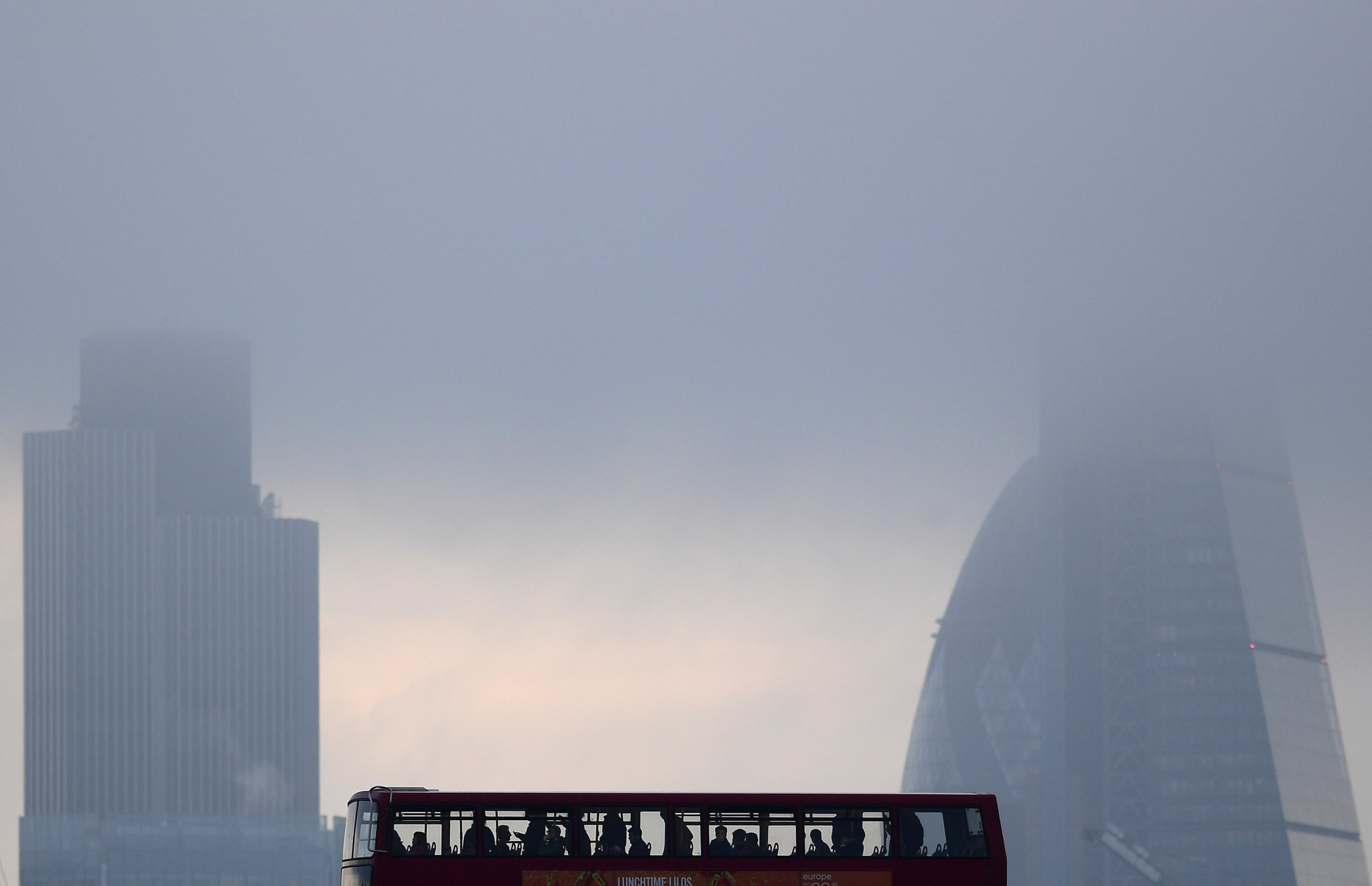 London city centre