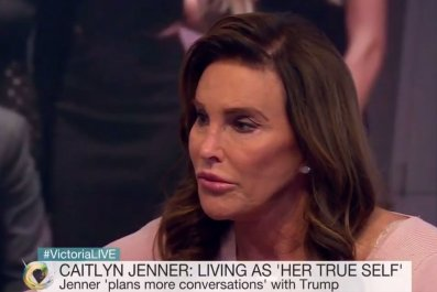 Caitlyn Jenner says she might run for office