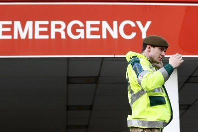 nhs cyberattack ransomware patients doctors hospitals