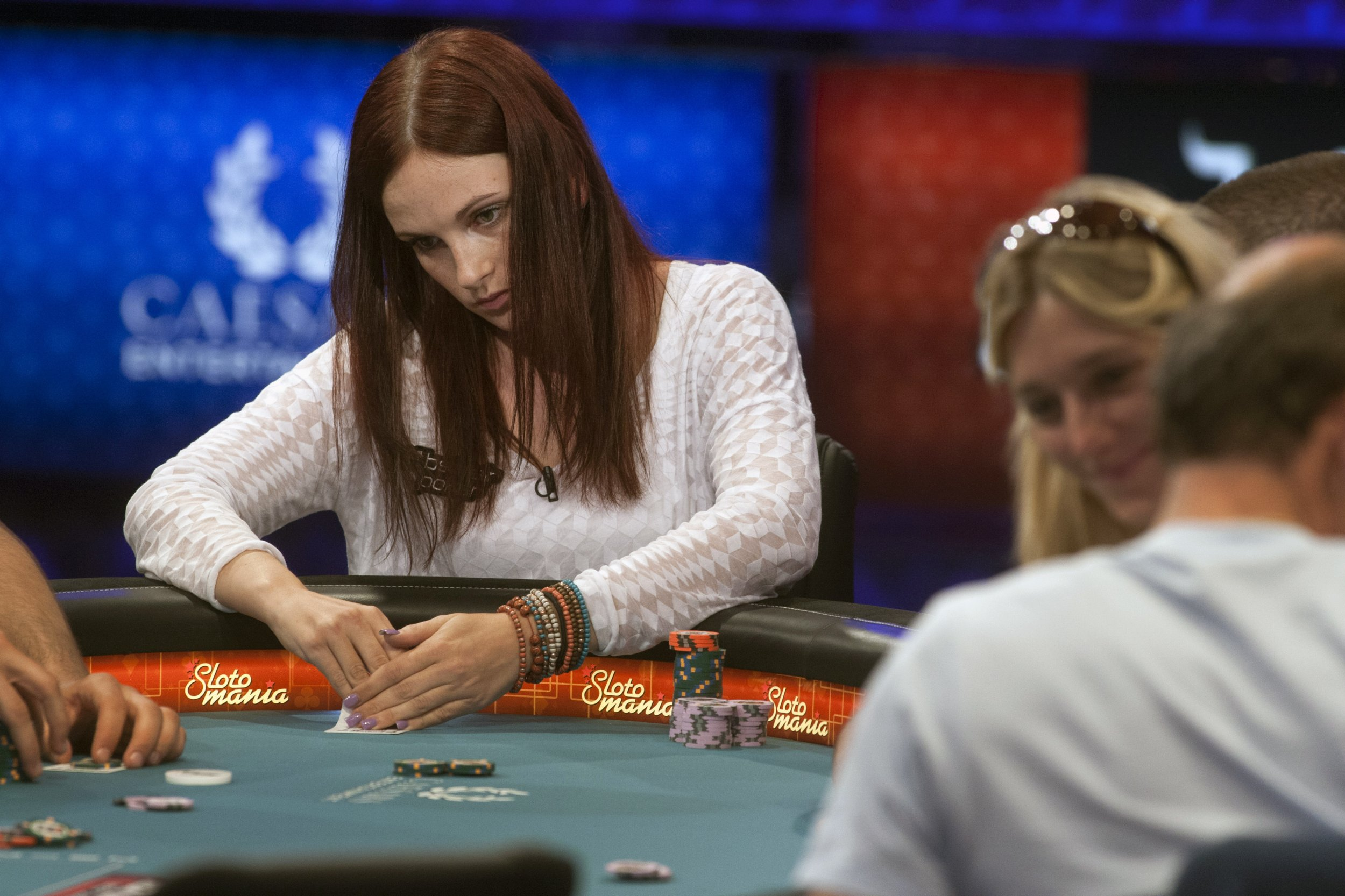 Meet The Female Poker Players Trying To Break The Sports