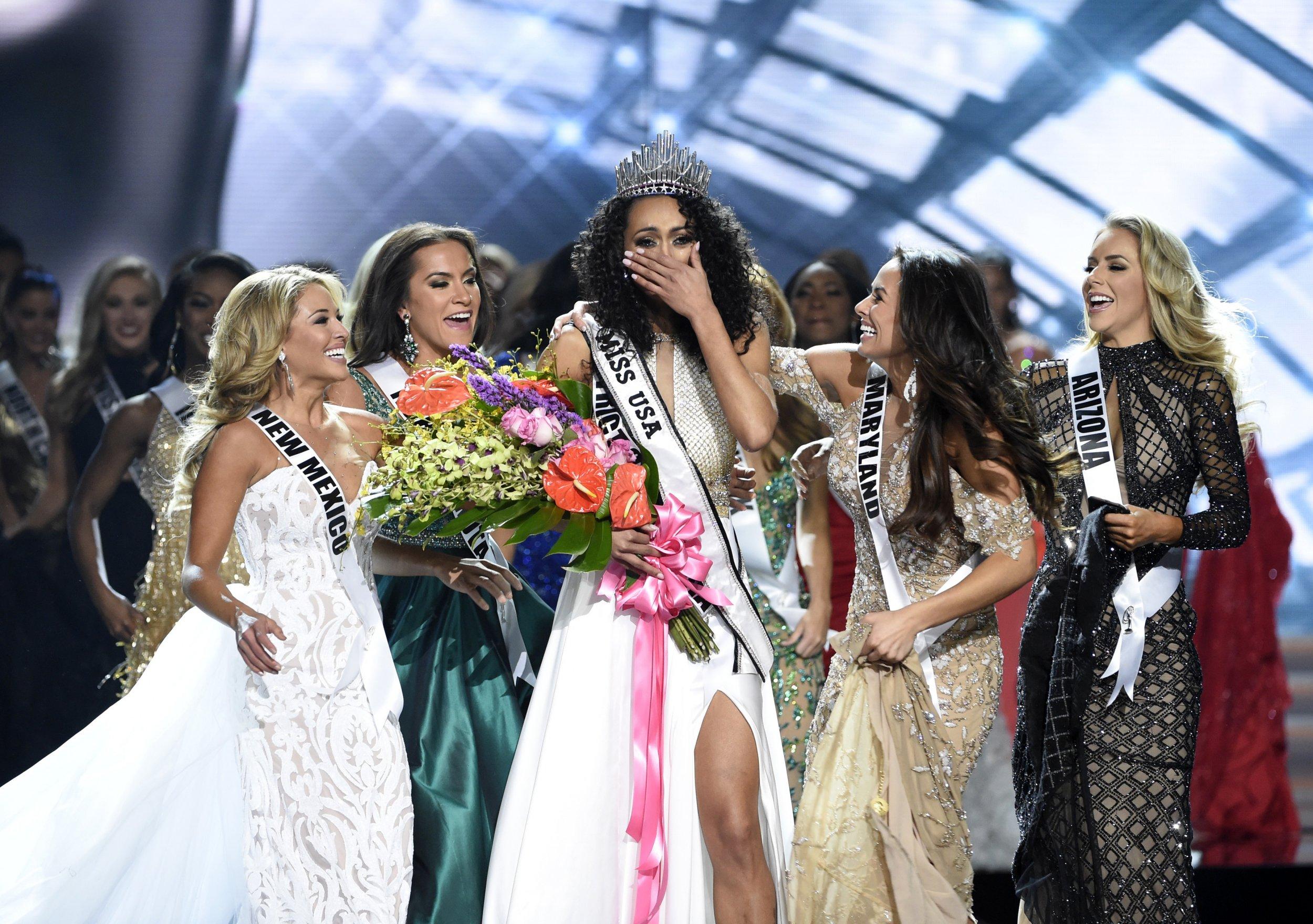 Miss USA Kara McCullough