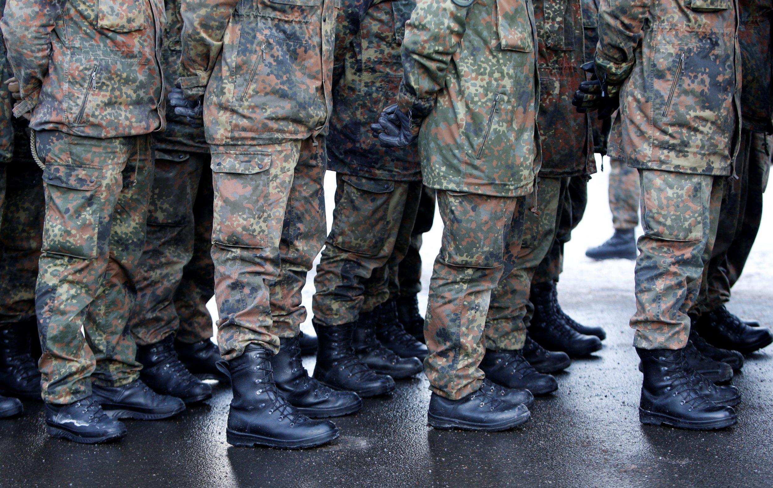 5-15-17 German Bundeswehr