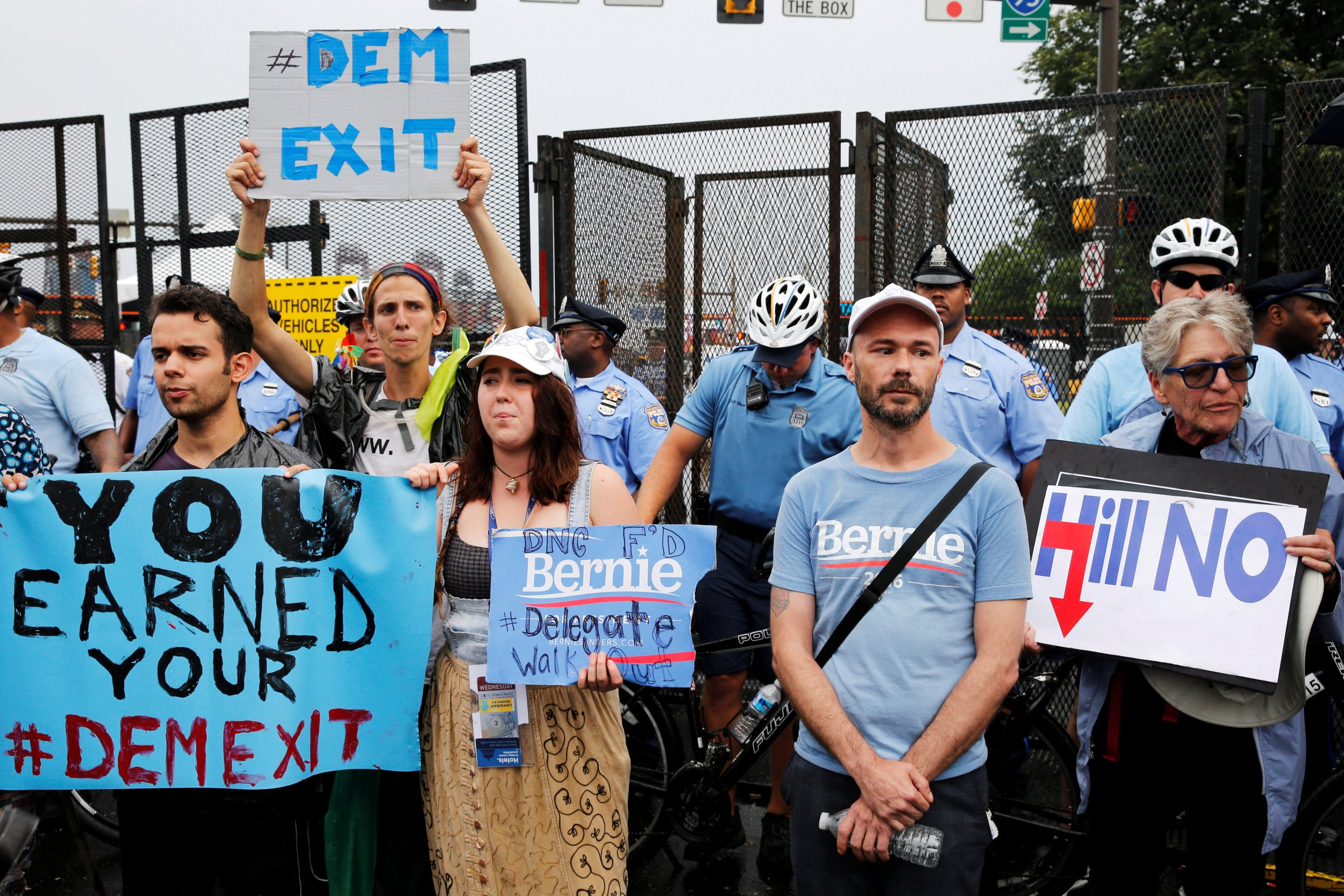Leaked DNC Emails Confirm Democrats Rigged Primary Reveal