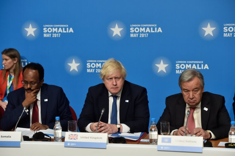 London conference on Somalia