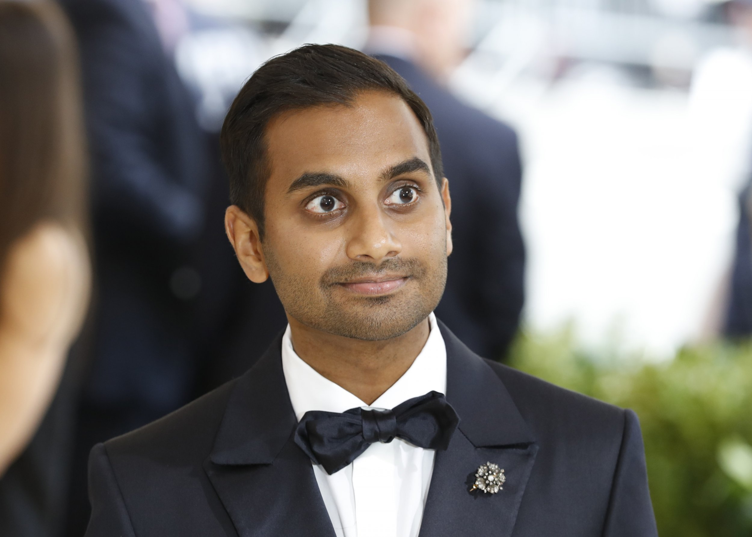Aziz ansari on dating new special