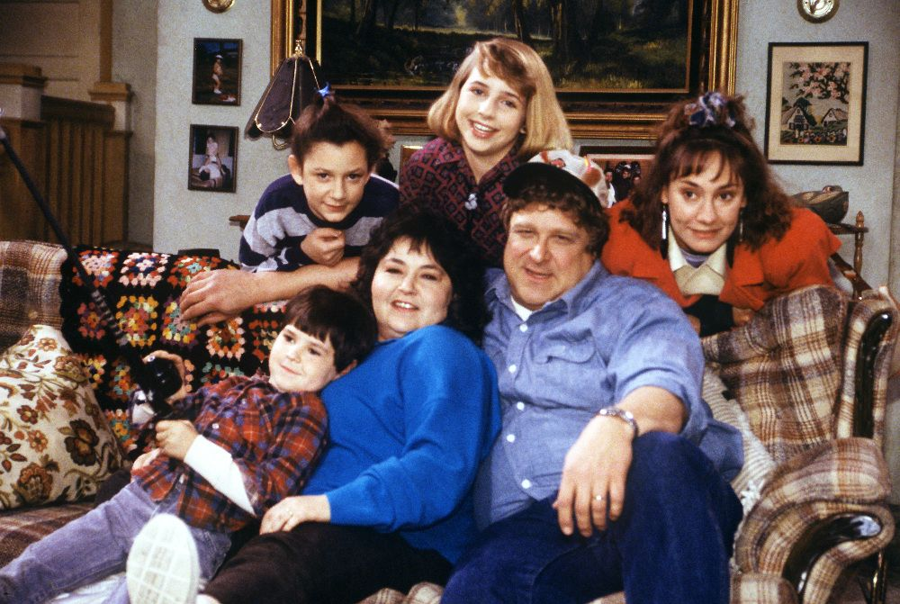 the cast of roseanne during the show s original run it will return for eight episodes in 2018 abc share culture almost 20