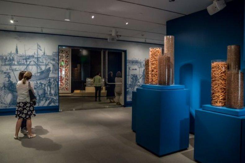5-17-17 Peabody Essex Museum Asia in Amsterdam Spices