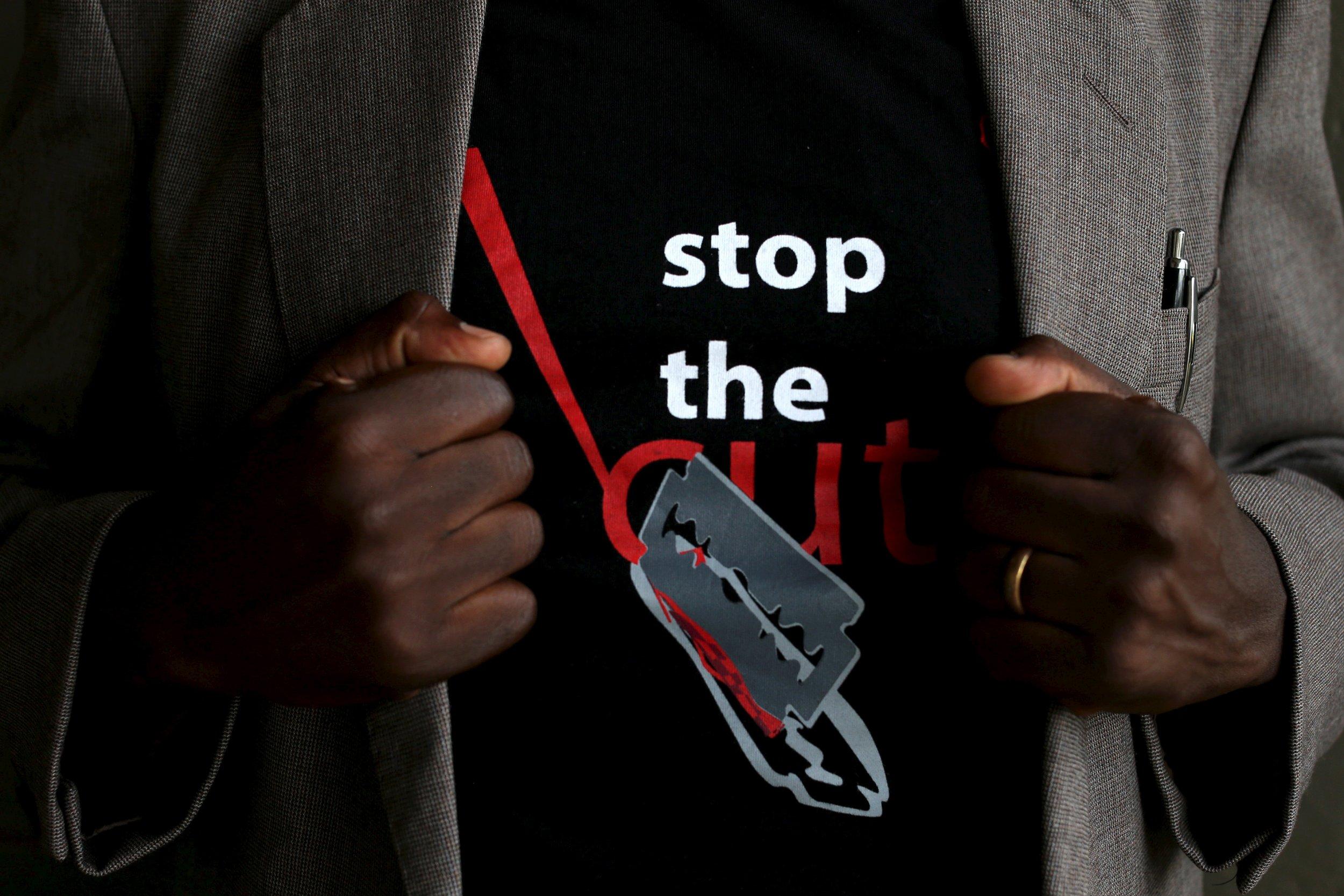 Anti-FGM campaigner