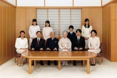 Japanese Royal Family