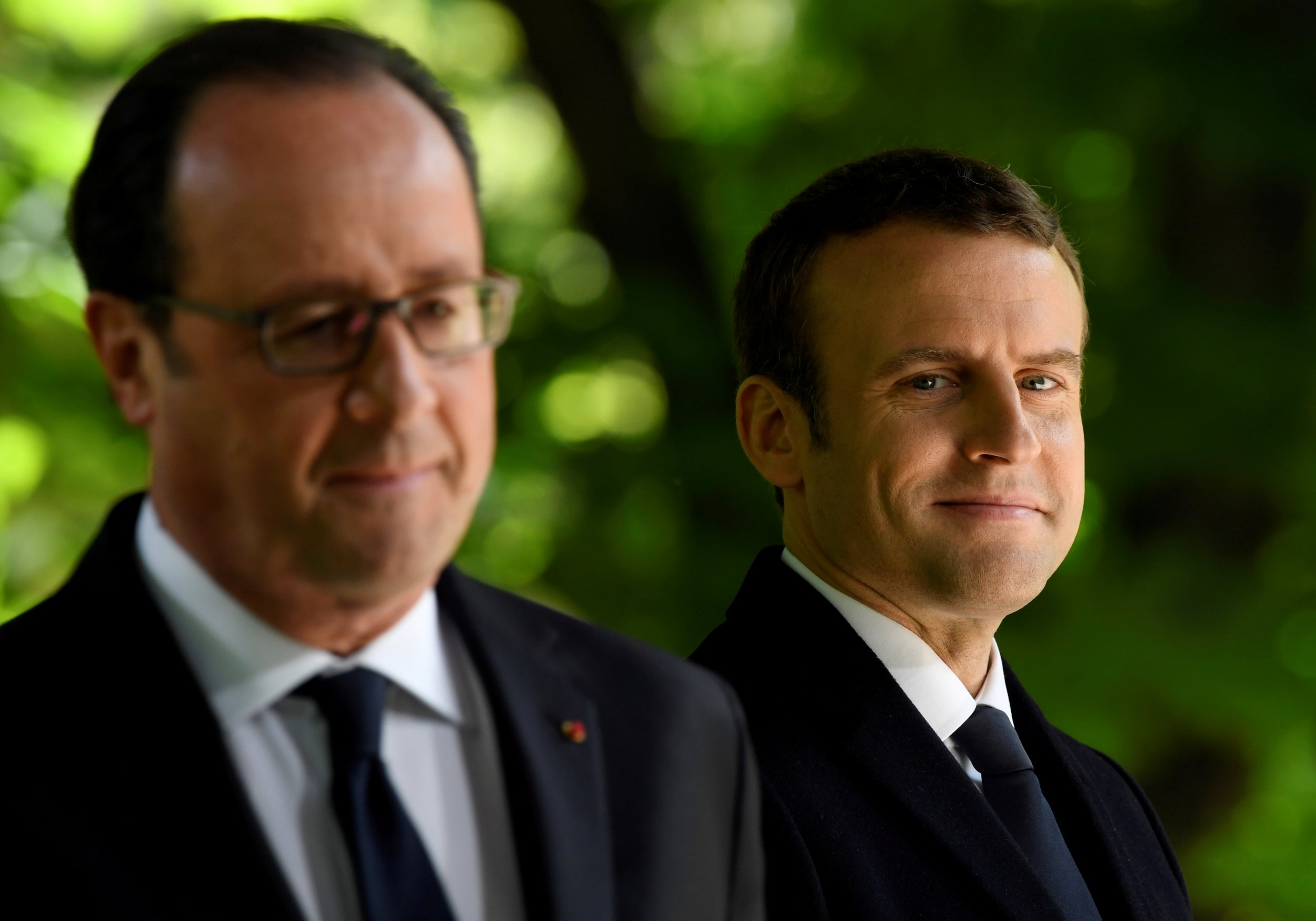 Can France S New President Emmanuel Macron Really Create A Brand New Party
