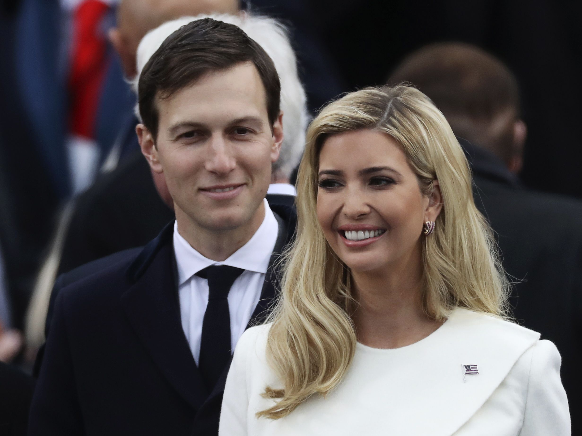How did Jared Kushner and Ivanka Trump get so rich?