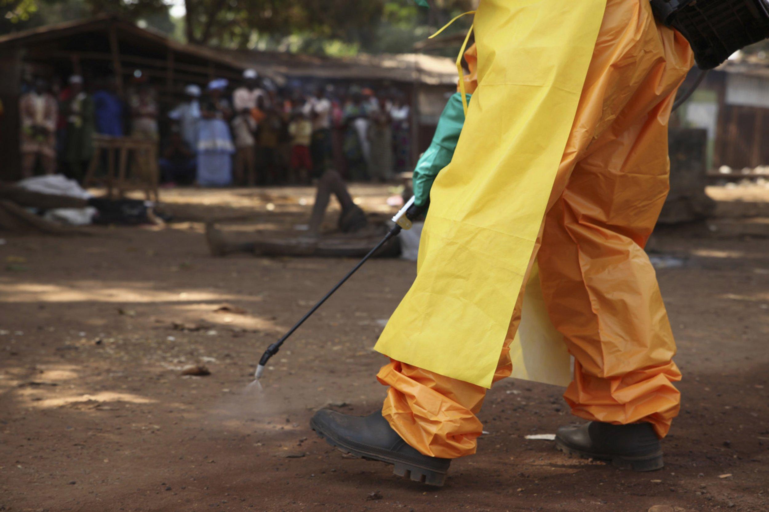 Ebola-treatment
