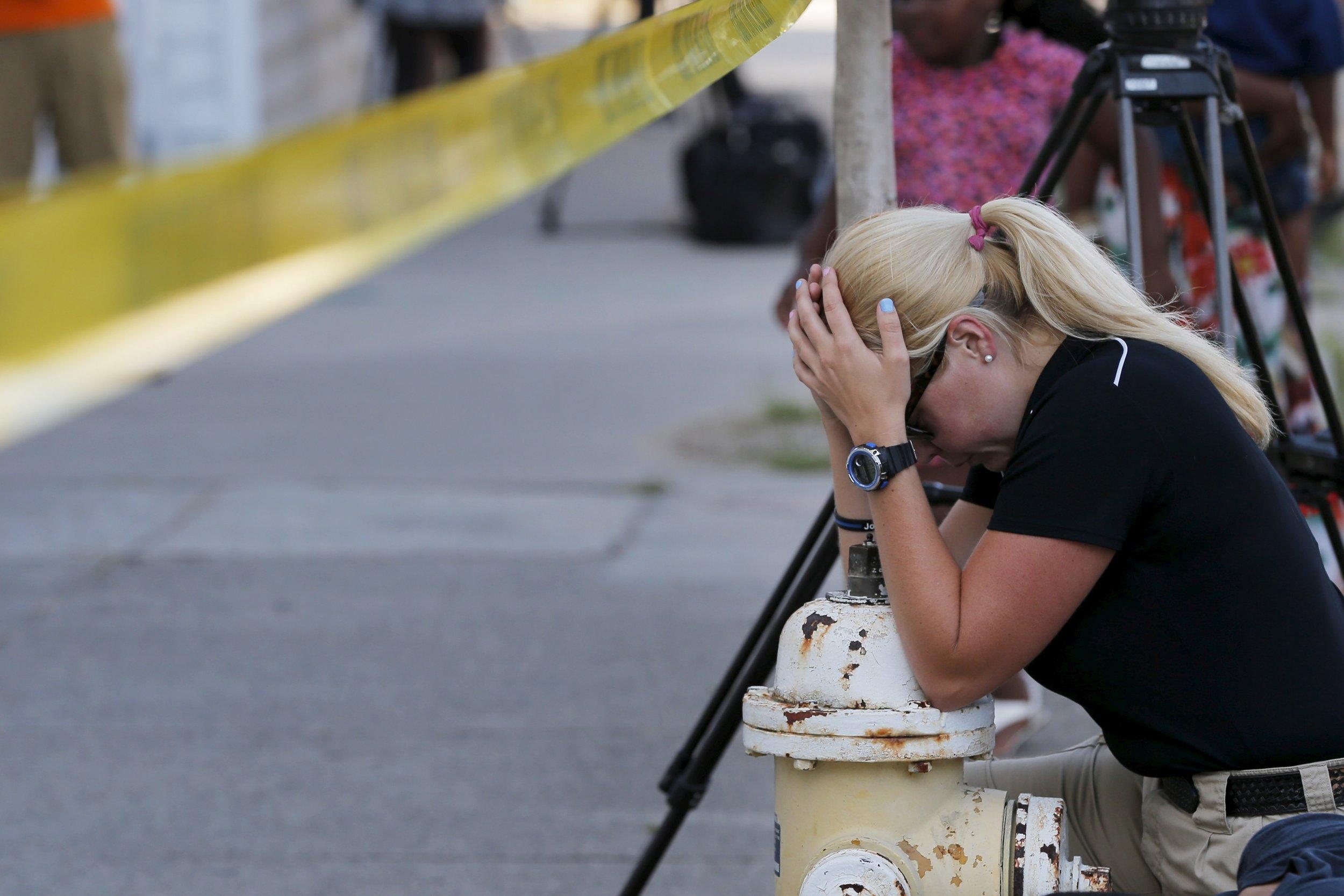 5-19-17 Charleston mourner