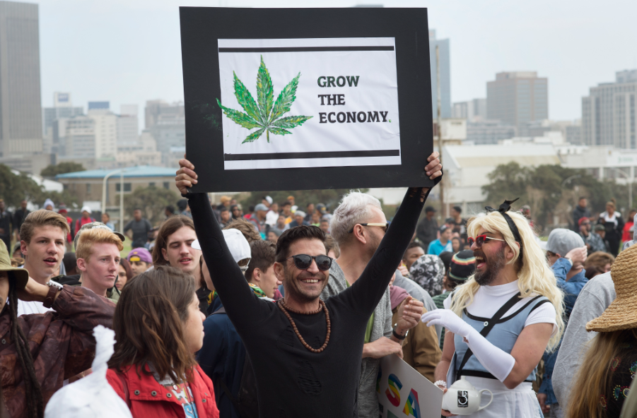 A lawmaker in New Jersey introduces legislation that would legalize recreational marijuana