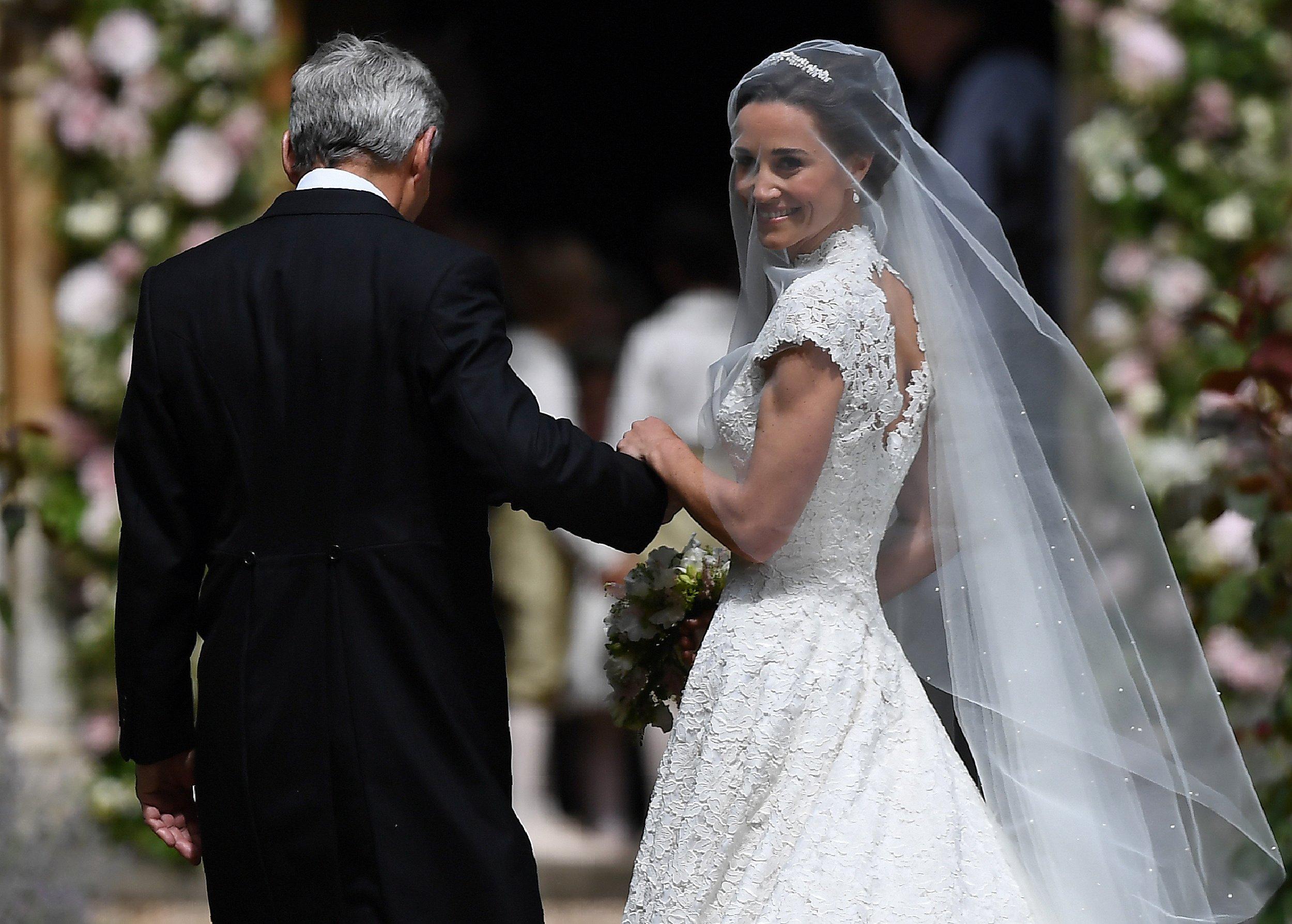 Why Pippa Middleton S Wedding Dress Will Fuel Summer Fashion