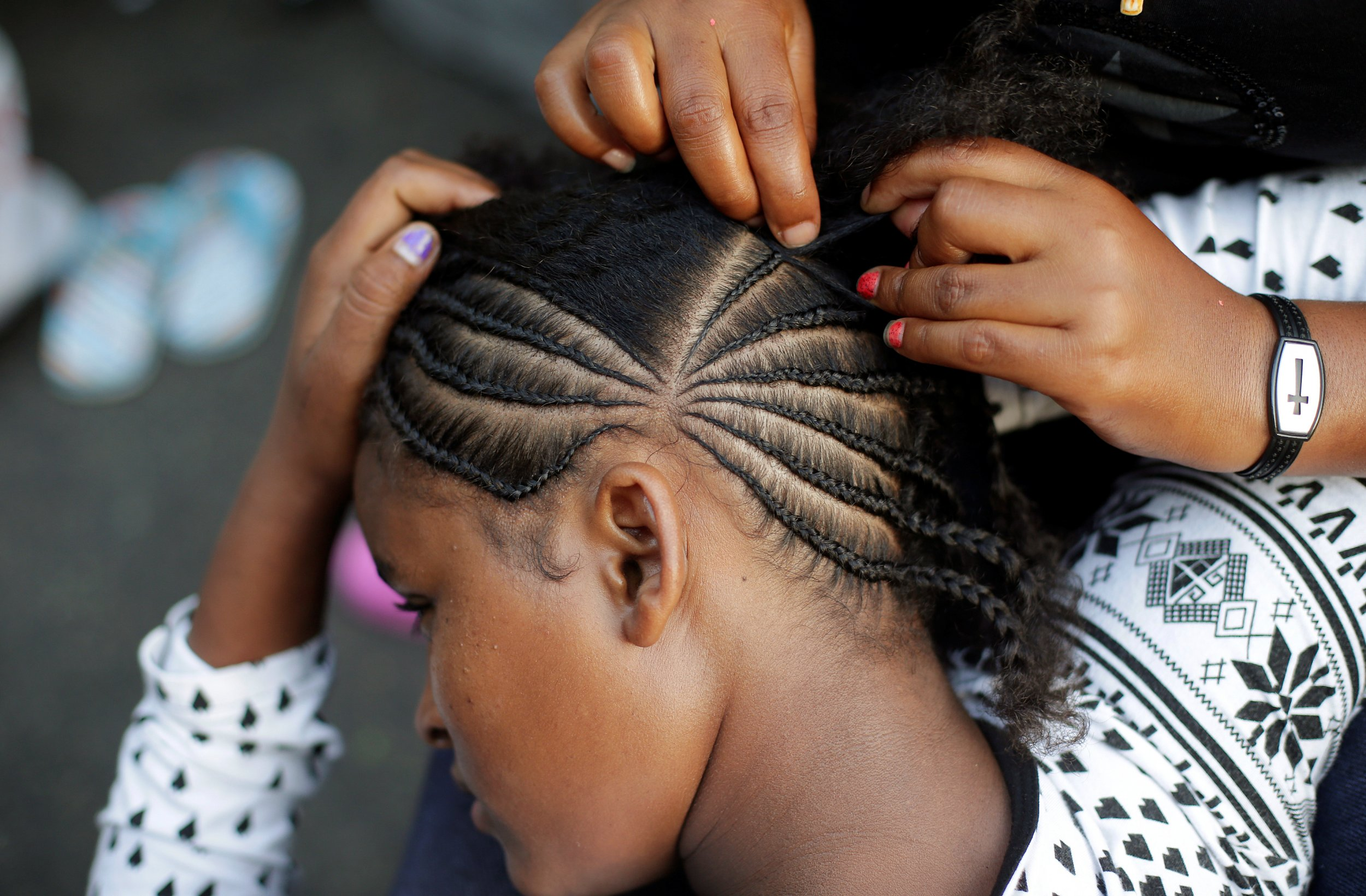 War On Black Hair Rules Banning Girls With Braids Are Biased