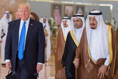Trump Saudi Trip