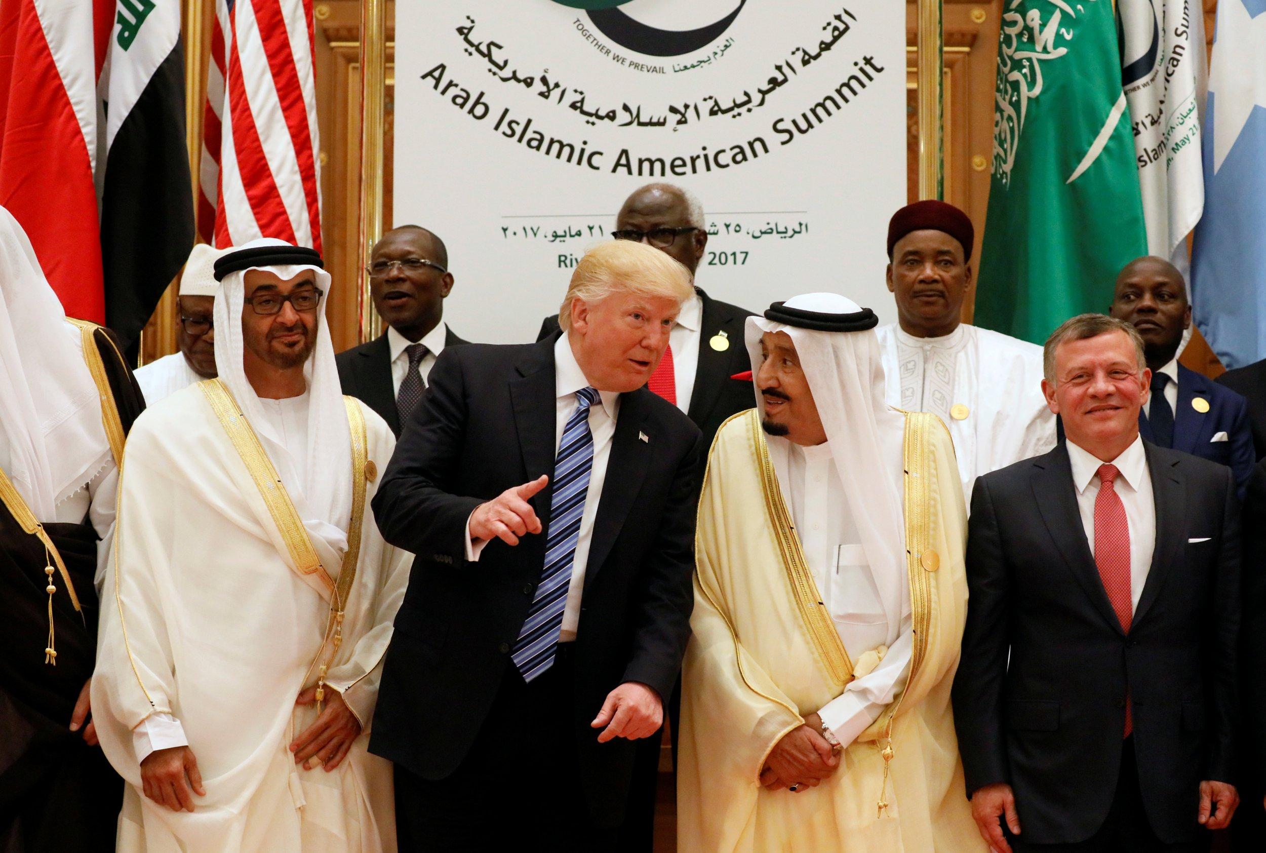 Saudi Trump