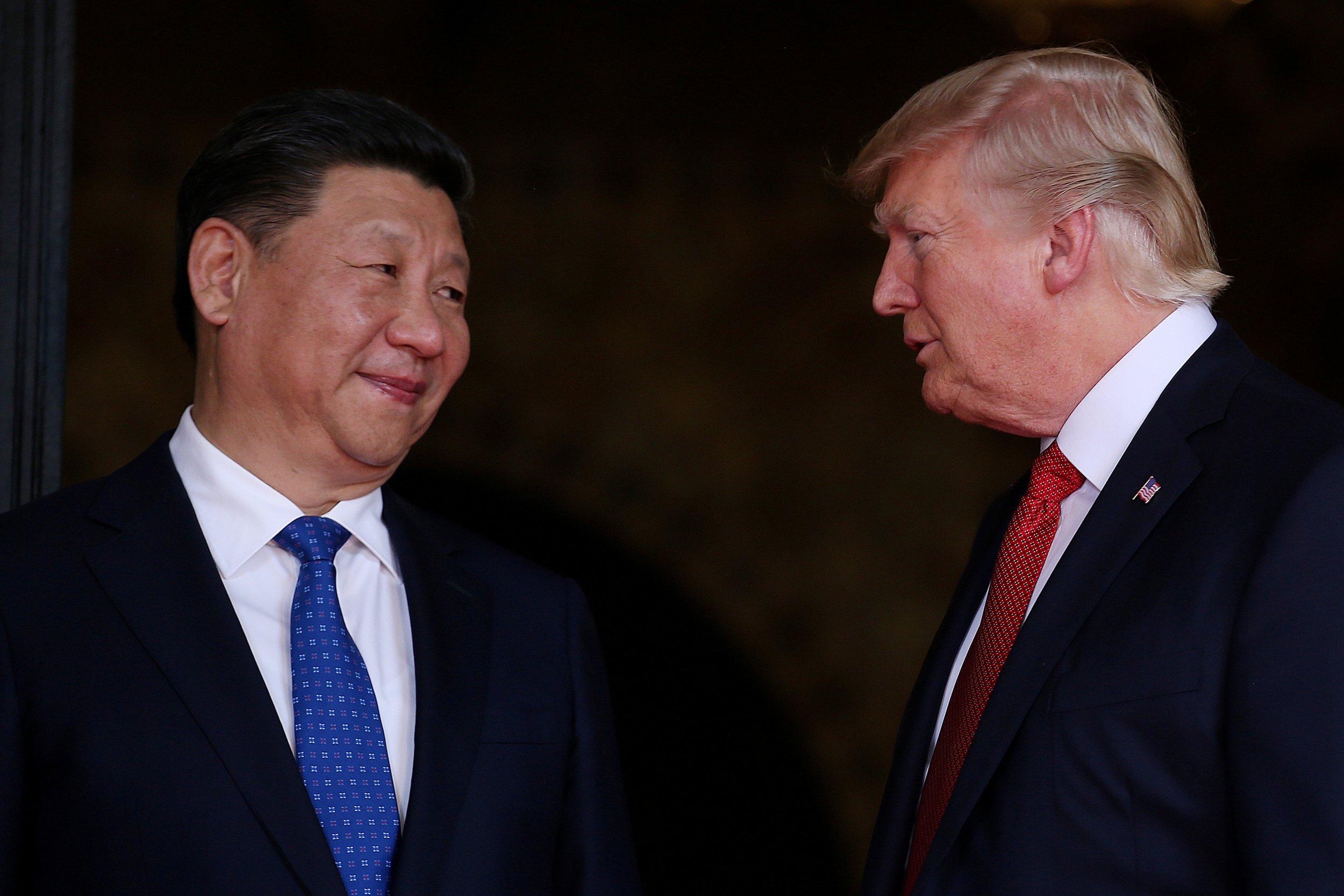 Xi Jinping Trump
