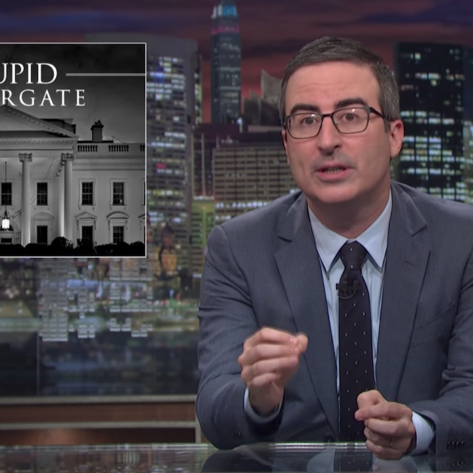 wholesale dealer 5bbe5 10031 John Oliver Clip is 'Extremist,' Russian Court Rules as it ...