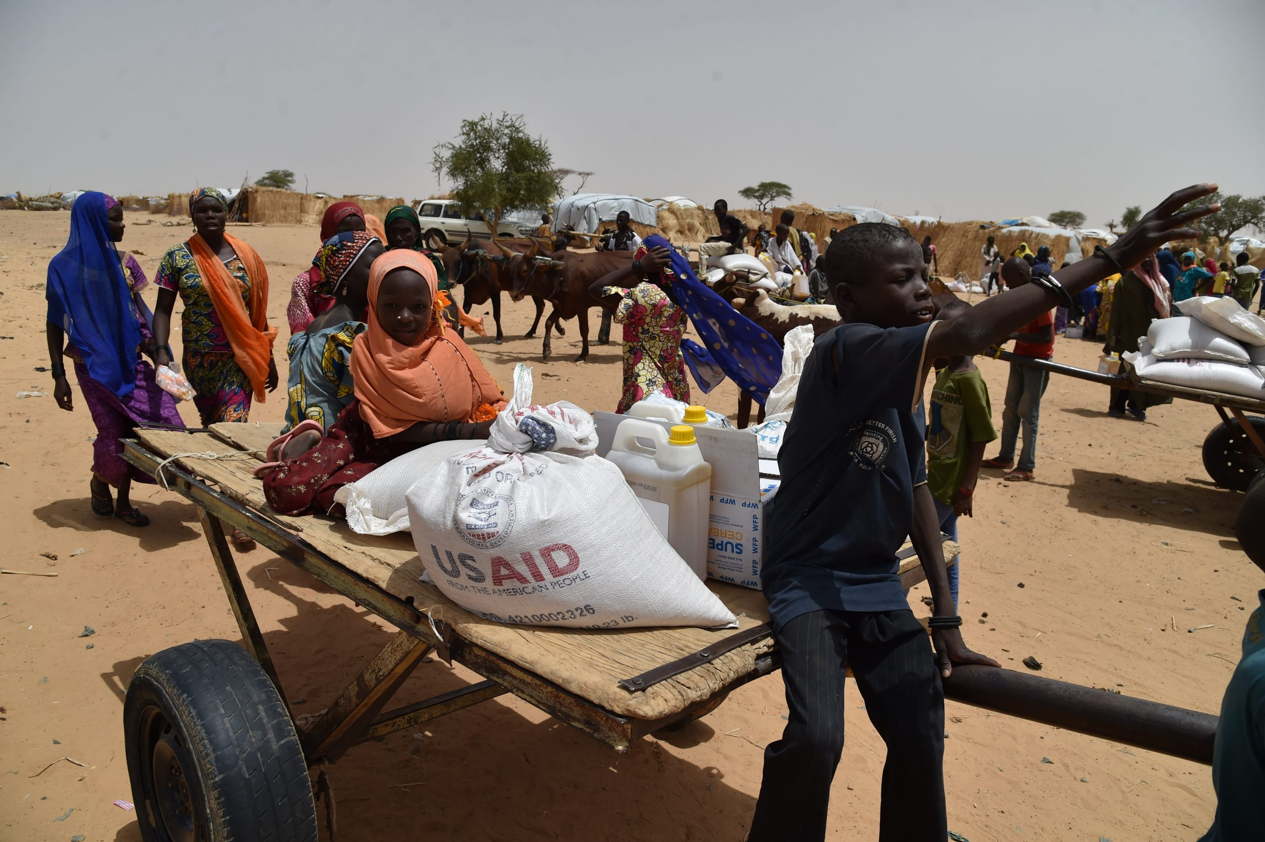 USAID Niger
