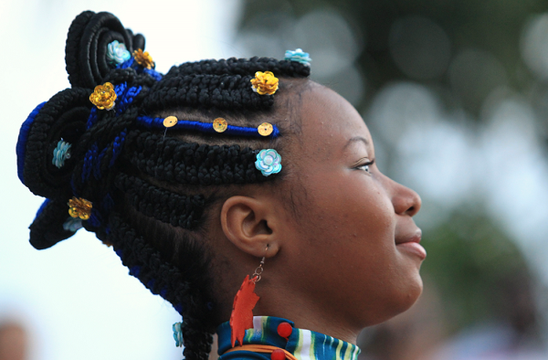 Charter school suspends its controversial policy preventing students from wearing braids and extensions