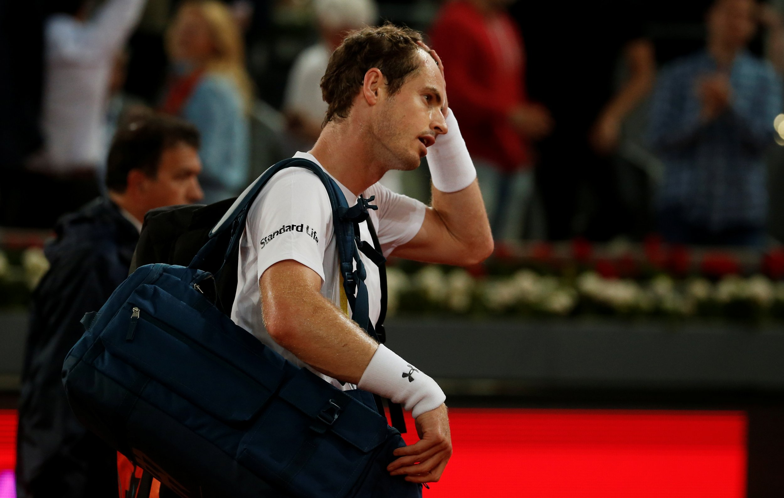 World number one Andy Murray.