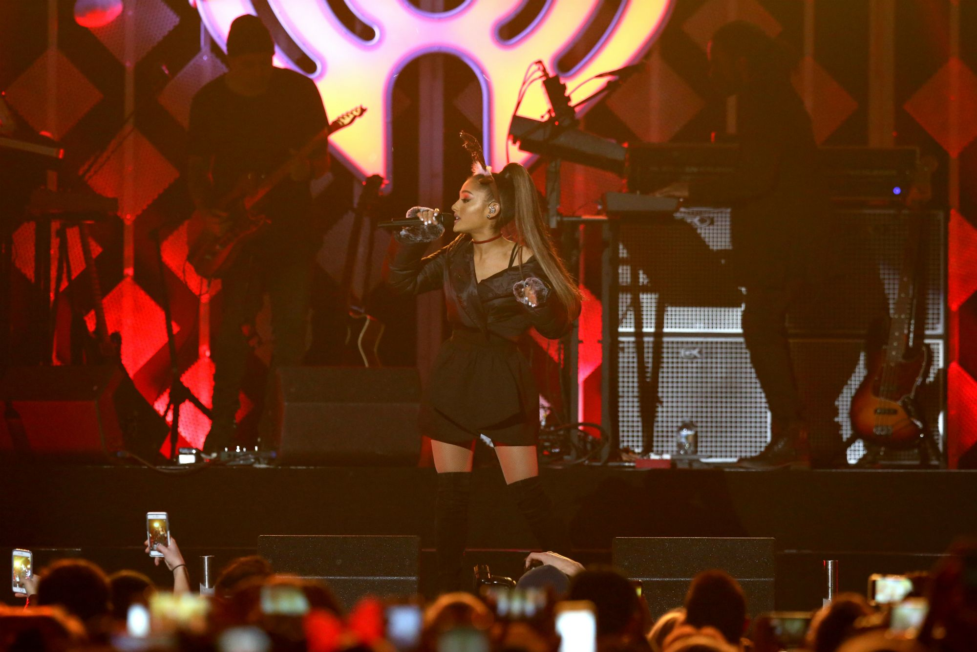 Ariana Grande responds to Manchester attack
