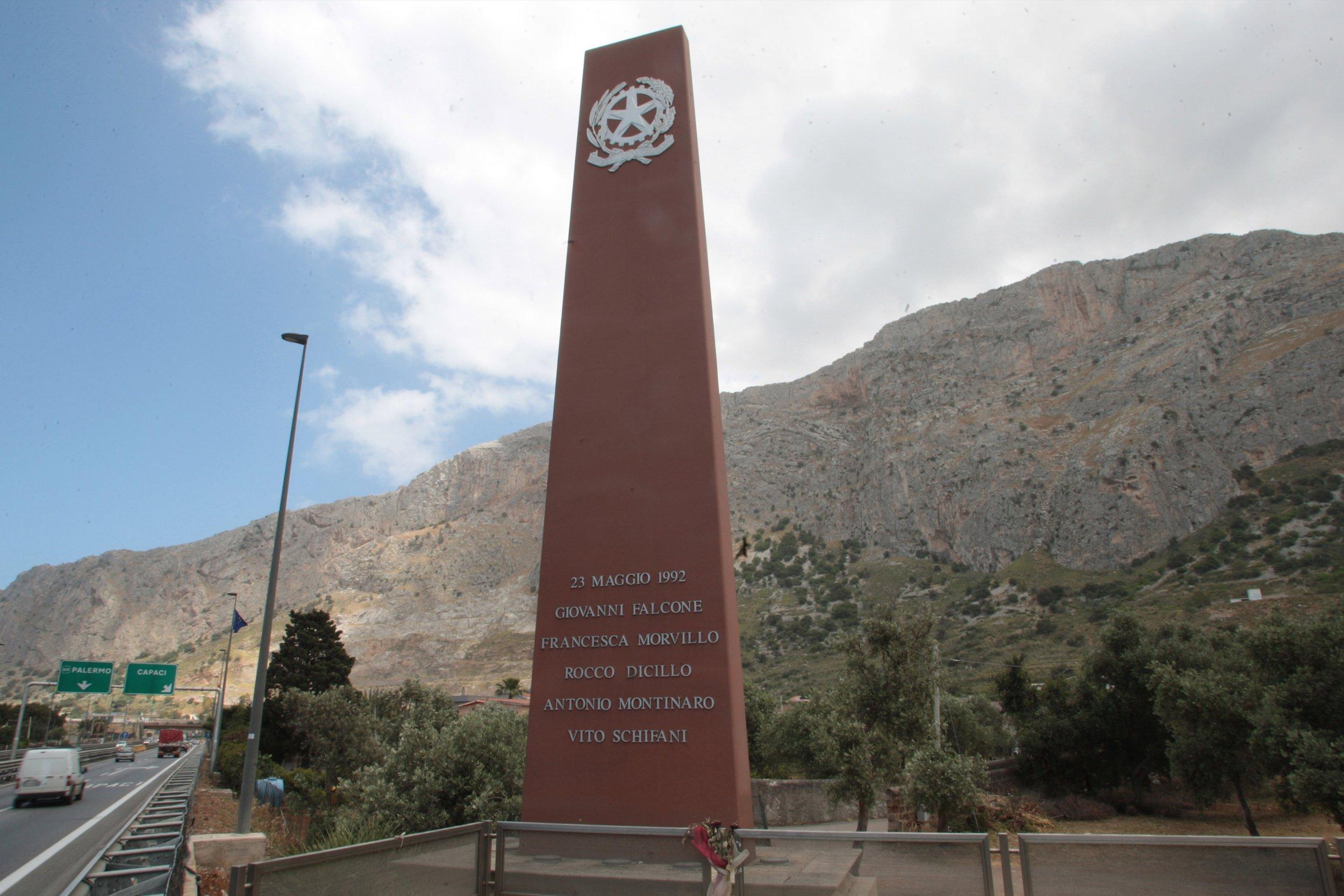 Giovanni Falcone Monument