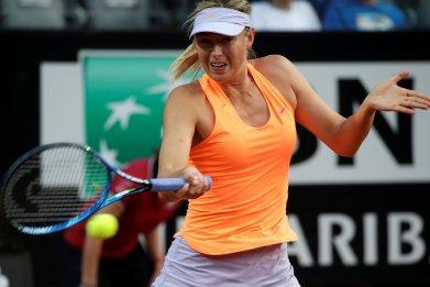 Five-times Grand Slam winner Maria Sharapova.