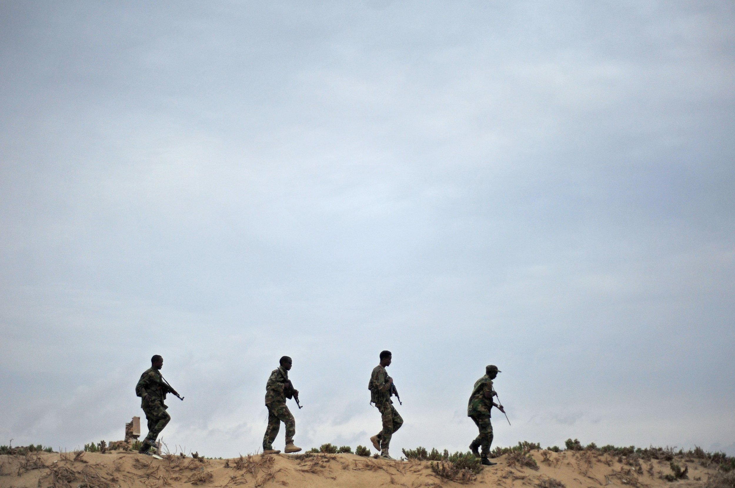 Puntland security forces