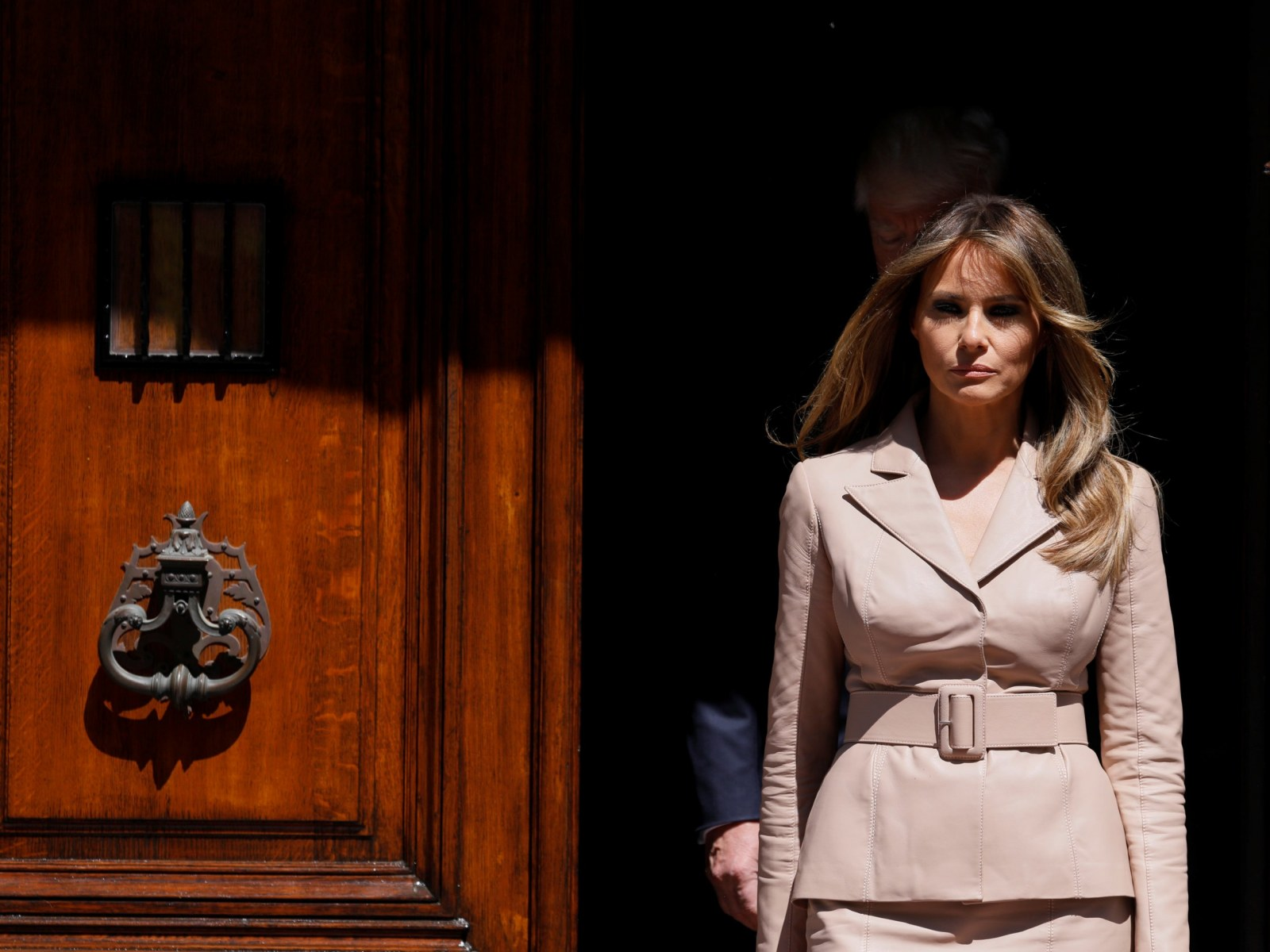 Trump In Europe What Will Melania Trump Talk About With The