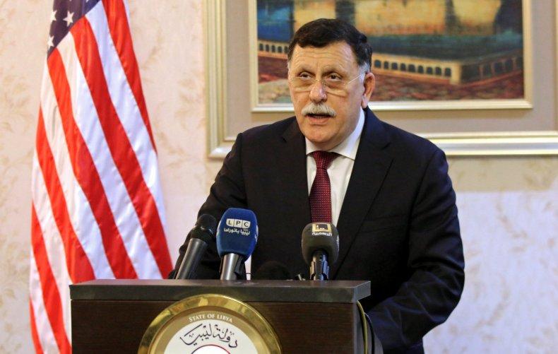 Fayez al-Serraj
