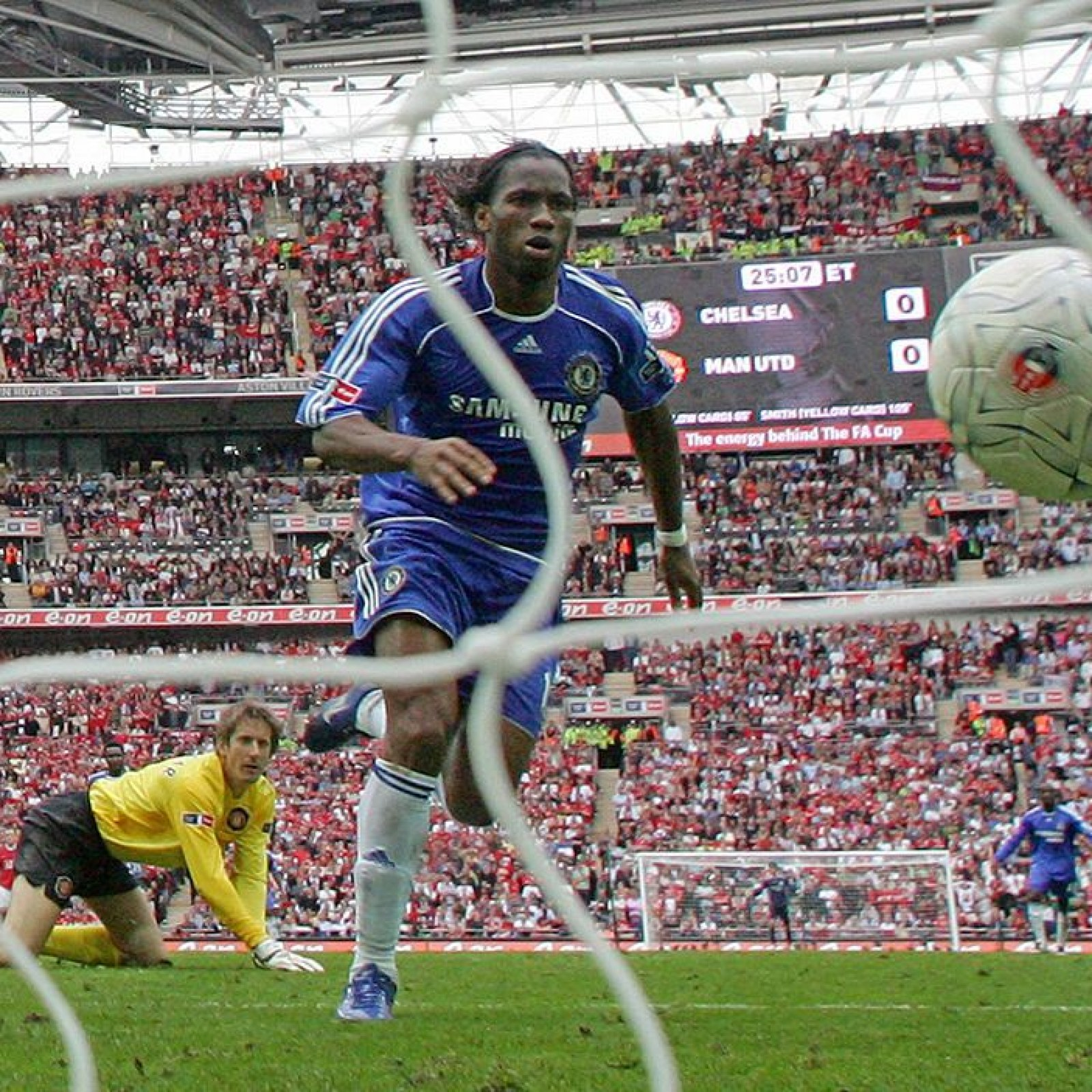 FA Cup: Watch Highlights From First Decade of Finals at the New ...
