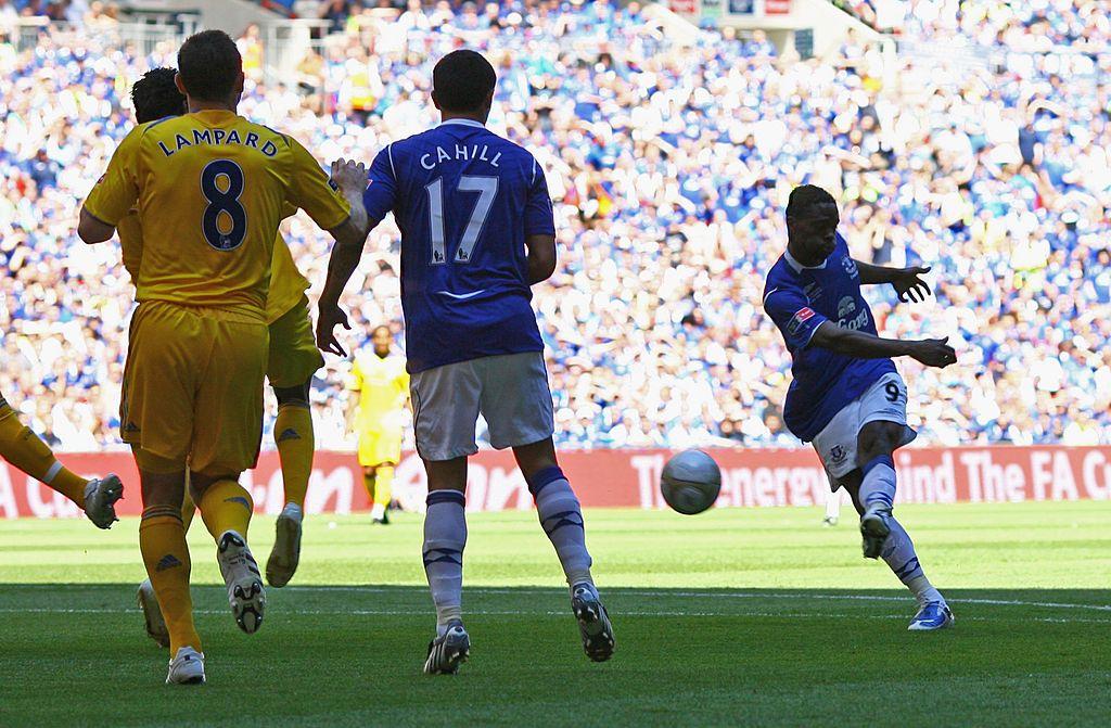 Fastest Goal At Wembley