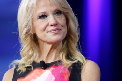 Kellyanne Conway recently purchased a new $7.5 million home in a historic area of Washington D.C.