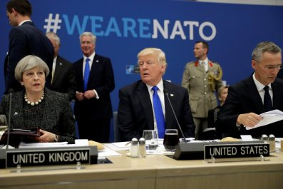 Trump NATO