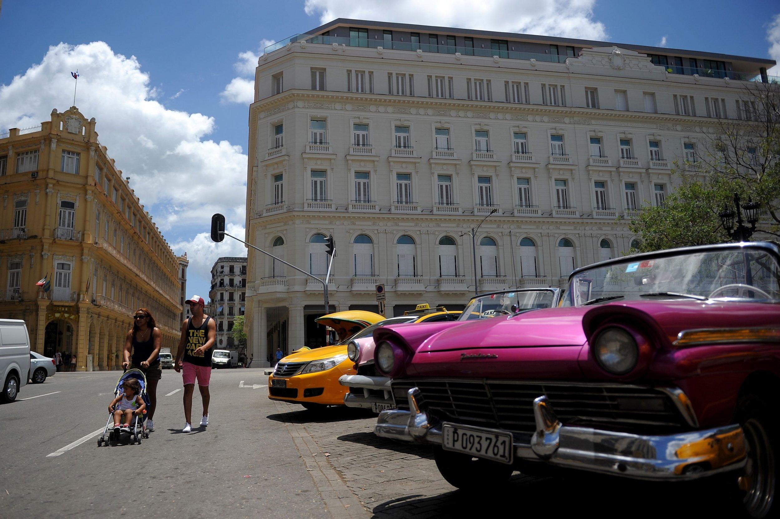 Cuba five-star hotel